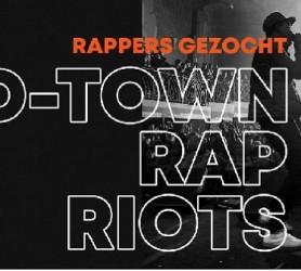 Raster Dtown biedt gratis workshops Rap! 01.09